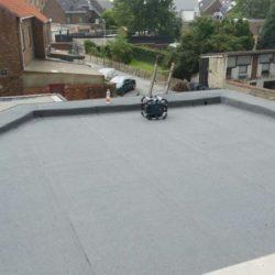 dakrenovatie plat dak roofing