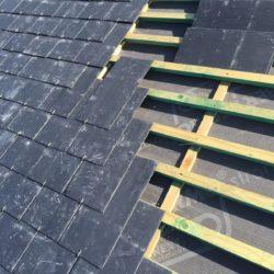 dakwerken met natuurleien